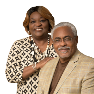 Pastors Claude and Regina Harris