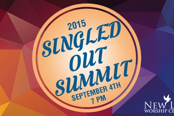 Singled Out Summit YouTube Thumbnail